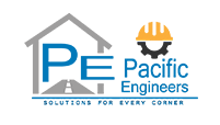 Pacific engineers logo
