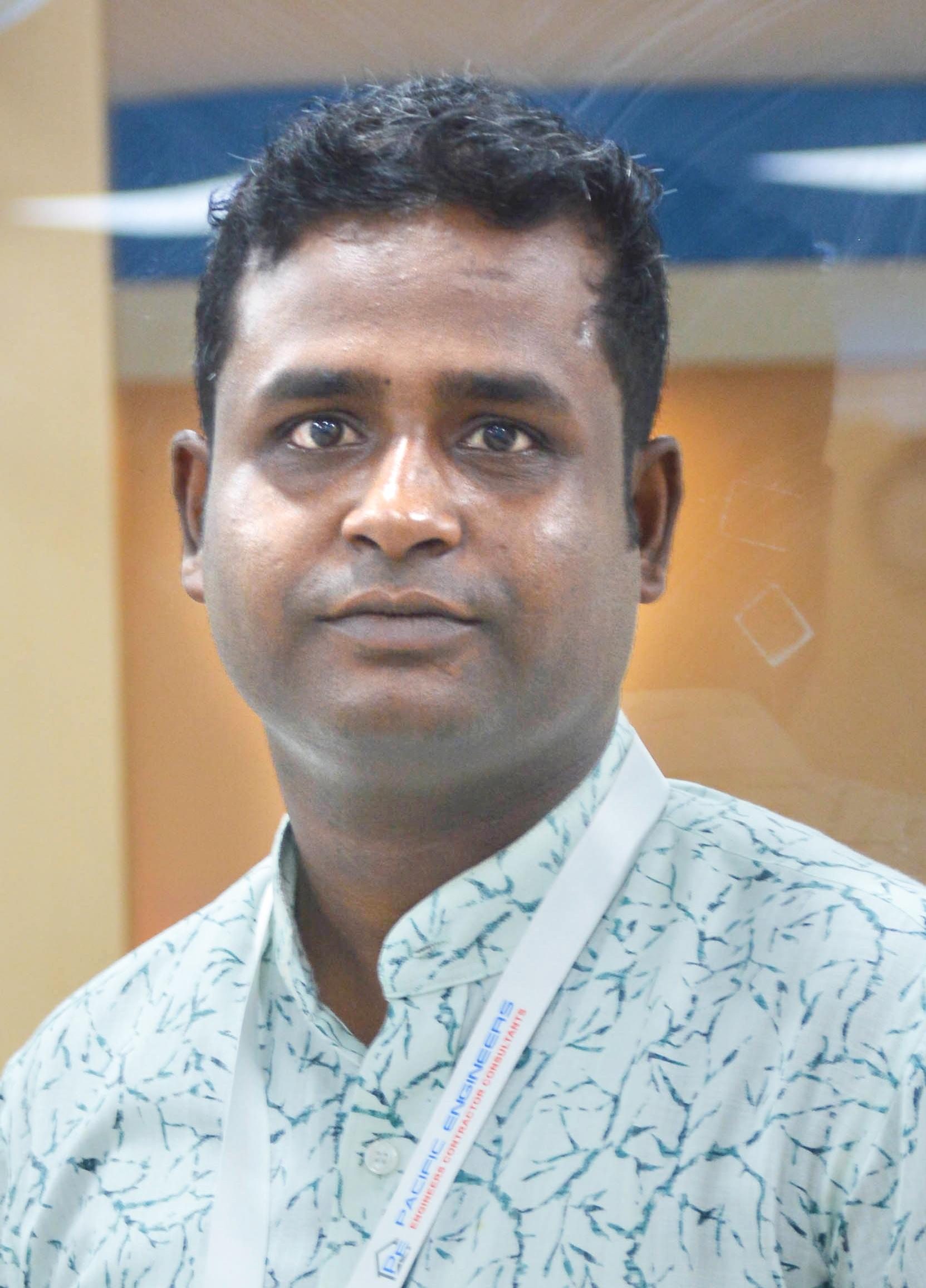 Shyamal Pal