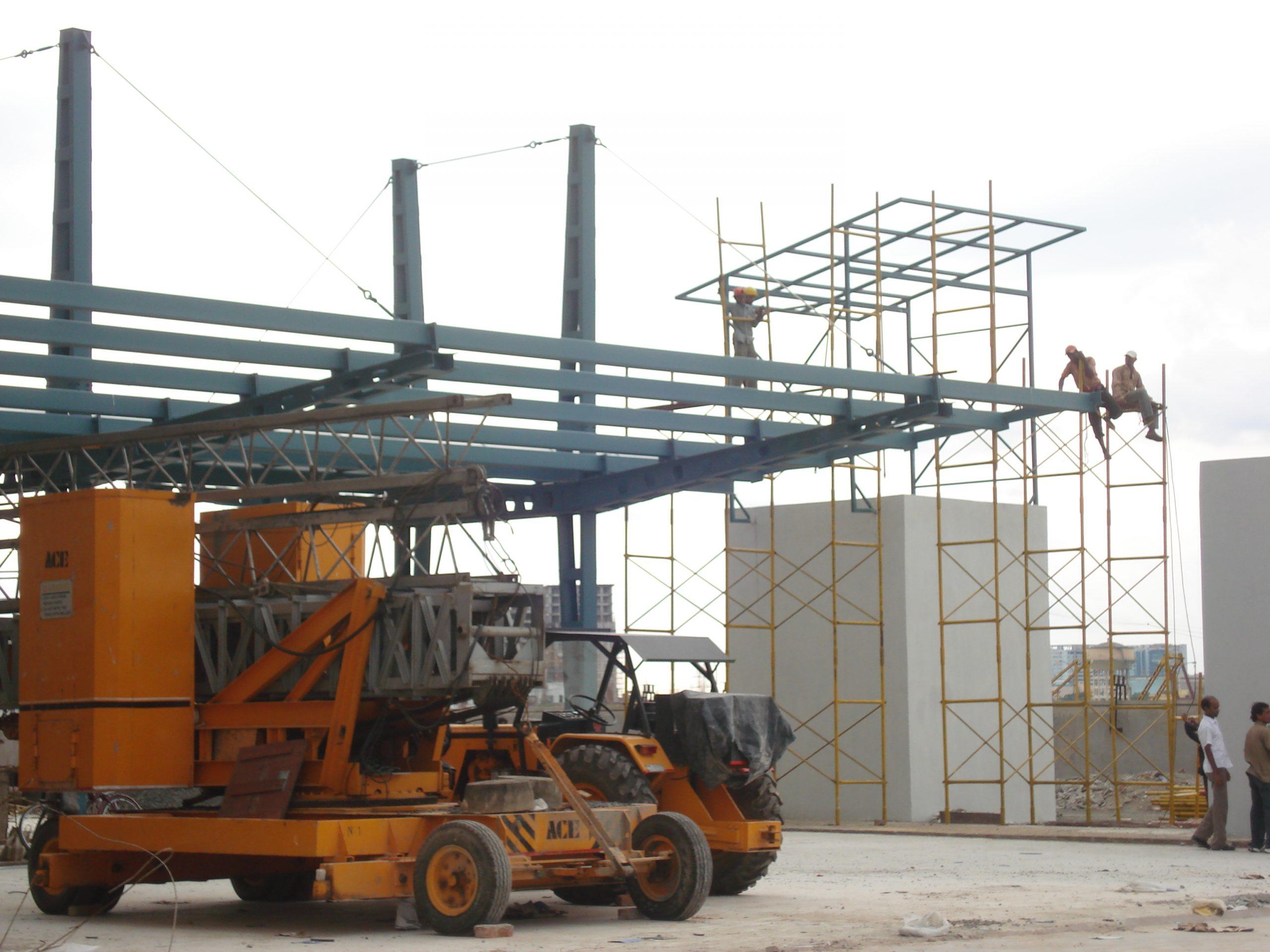 contractors in Howrah