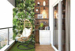 Interior decoration chair