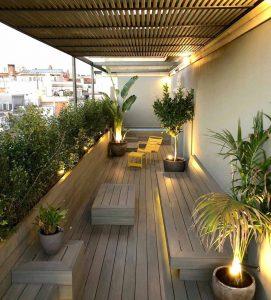 interior design for balcony
